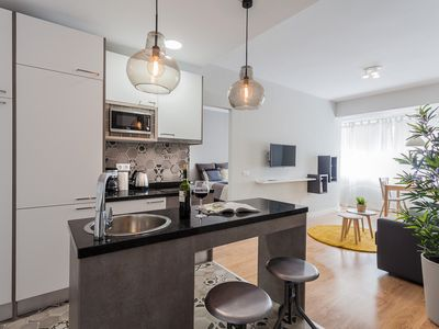 Photo for 1 bedroom apartment in the Soho district