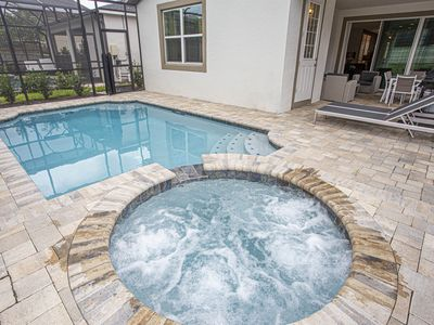Photo for Stunning 5 Bedroom w/ Pool Close to Disney 1820