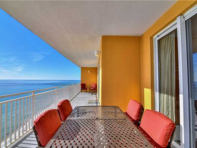 Photo for Spacious 1,800 sf W/ Ocean Front View, Large Balcony
