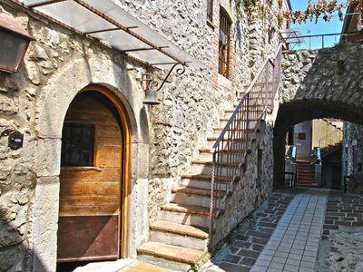 Photo for Milleunapietra, charming country house near Cassino, between Rome and Naples