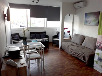 Photo for Nice apt with sea view and Wifi