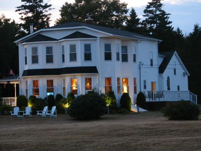 Photo for The Parrsboro Mansion Inn / Tuscany Suite