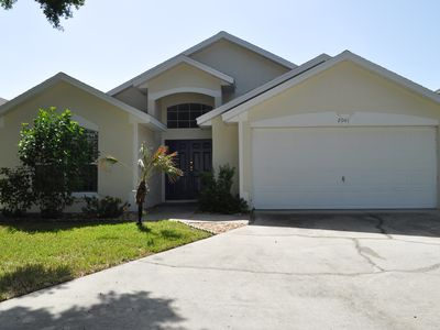 Photo for Beautiful 3 bed/2bath Pool home in Southern Dunes Golf Resort - new furniture!!