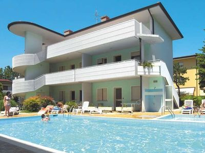 Photo for Holiday apartment with swimmingpool