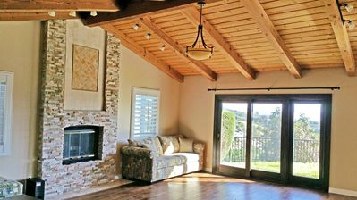 Photo for Beautiful San Diego (Fallbrook) Retreat on 2+ Acres with Amazing Mountain View
