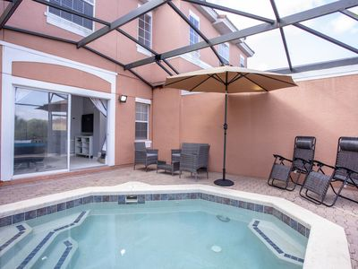 Photo for Stunning 3 Bedroom Close to Disney 3099 Encantada Resort