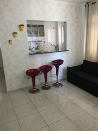 Apt 1 Bedrooms finely decorated, VIEW TO THE SEA, building on the beach in fte the Aquarium