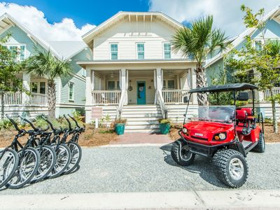 Photo for THREE KINGS! New Golf Cart! 5 Bikes! 3 King Suites! ~ La SEA-esta at Prominence 30A