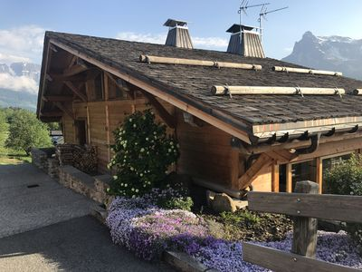 Photo for A Luxury Chalet with Style