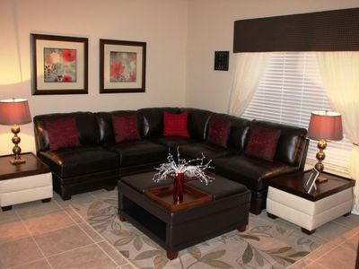 Photo for Vacation home Coco Palm Villa in Kissimmee - 10 persons, 4 bedrooms