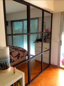 Photo for Air-conditioned apartment with pool 5 minutes from the sea