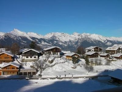 Photo for NENDAZ 4-VALLEES  2 Bedroom Luxury  Apartment  with Indoor Swimming Pool(freeWIF