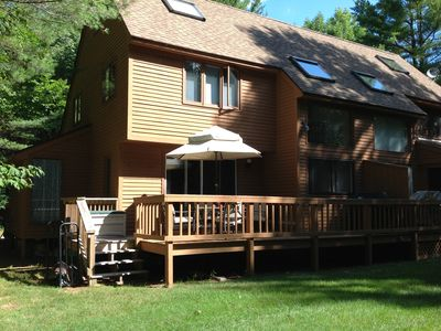 Photo for Family friendly home in North Conway! Close to Ski Areas, Storyland and Outlets!