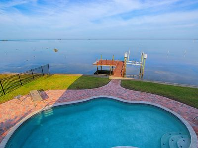 Photo for 5BR House Vacation Rental in Crystal beach, Florida