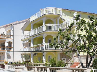 Photo for Studio flat with air-conditioning Vodice (AS-4170-b)