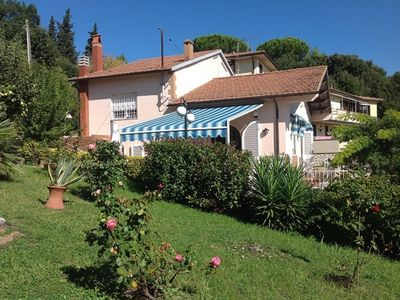 Photo for Villino Le Terrazze in the countryside 10 km from the sea