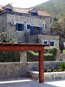 Beautifully Restored Stone Villa In Provencal Style With Stunning Sea View