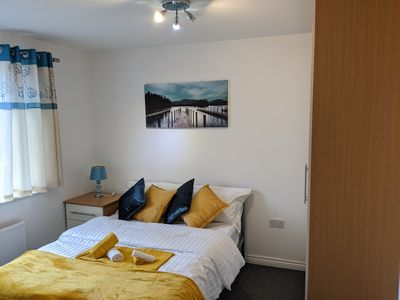 Photo for Signals Premier Apartment near Coventry centre, Sleeps 4, Netflix, Parking