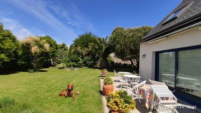 Photo for Guest House with terrace and garden not far from the sea