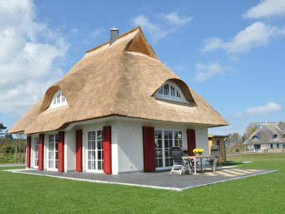 Photo for Marilyn house - Baltic cottage on the bay (not much beach!)