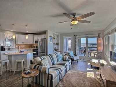 Photo for Beach Glass: OCEANFRONT Condo in Avon w/Community Pool