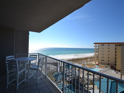 Photo for Great Gulf View Book 8/10-8/17  $1899 deal Isld Princess 617  -3 BR 3 BA