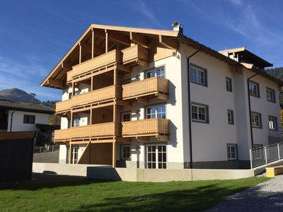 Photo for Top apartment, new and modernly furnished, in Brixen im Thale