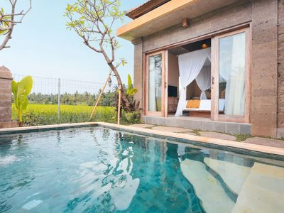 Photo for Ipian Luxurious Private Pool Villa Side Of Ubud
