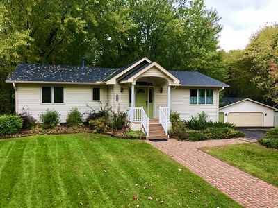 Photo for Private 5 bd home perfect for large families!