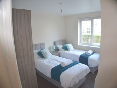 Bedroom 2 - Twin or King with Ensuite