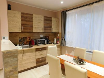 Photo for Holiday apartment with modern furnishings and air conditioning