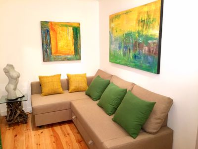 Photo for BairroSweethome 2B - Fully equipped apartment in the heart of Lisbon