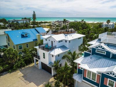 Photo for BRAND NEW HOME - 5 BEDROOM, PRIVATE HEATED POOL/SPA, LESS THAN 1 BLOCK TO BEACH