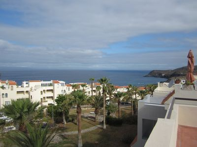 Photo for VERY NICE DUPLEX WITH SEA VIEWS IN A QUIET RESIDENCE WITH POOL