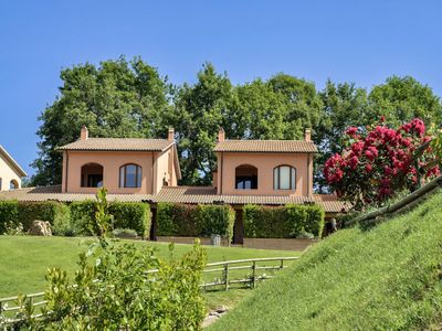 Photo for Apartment Thermae Apartment 14  in Pitigliano, Siena and sourroundings - 6 persons, 2 bedrooms