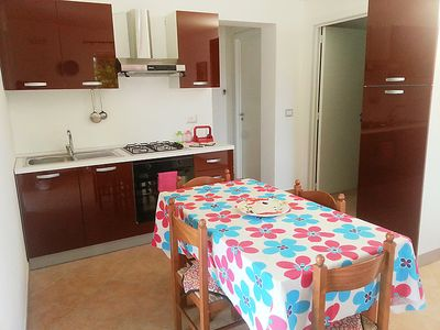 Photo for Vacation home Grande in Ortelle - 4 persons, 2 bedrooms