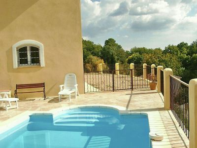 Photo for Luxurious Villa in Cotignac with Private Pool