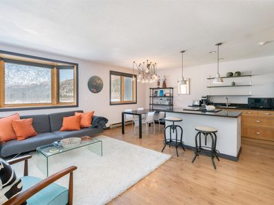 Photo for Stunning Valley Floor Views and the Perfect Location Make this Condo an Delectable Mountain Retreat