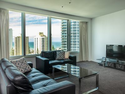 Photo for ICONIC Q1 RESORT & SPA @ SURFERS PARADISE ☆ 5-star Luxury ☆ Wi-Fi + Parking