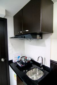 Well-equip room + kitchen, MTR A