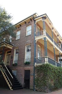 Photo for Budget Friendly Garden Apartment! Low Rates + In The Historic District