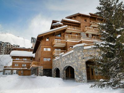 Photo for Apartment La Ferme du Val Claret  in Tignes Val Claret, Savoie - 6 persons, 2 bedrooms