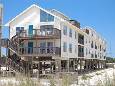 Photo for Spyglass 106B: Attractive beachside condo with pool