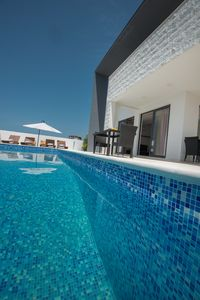 Villa with private pool, four bedrooms, four bathrooms