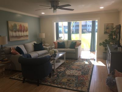 Photo for Beautiful 2 BR 2 Bath fully renovated condo in Ocean Village!