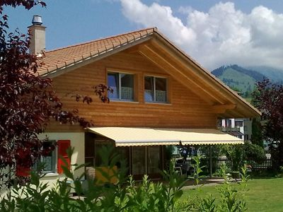 Photo for Holiday house Aeschi b. Spiez for 2 - 6 persons with 3 bedrooms - Holiday house