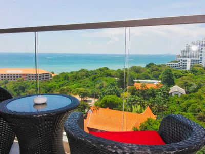 Photo for Close to Walking Street Ocean View 300m to beach