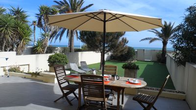 Photo for Beautiful duplex apartment of 100 m2 waterfront