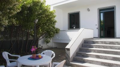 Photo for 1BR Apartment Vacation Rental in Marina di Mancaversa, Puglia