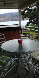 Photo for Romantic year round setting overlooking Lake Okanagan with hot tub.